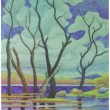 Jose Mejia Vides - Tree Reflections