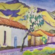 Jose Mejia Vides - Calle de Panchimalco